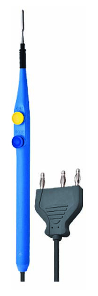 Reusable ESU Finger Switch PenciL